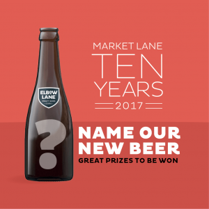 Competition: Name Our New Beer