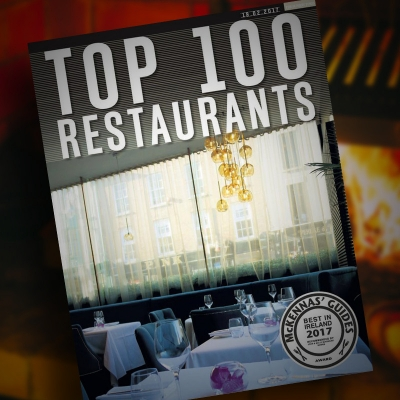 Elbow Lane selected as one of top 100 restaurants in Ireland for 2017