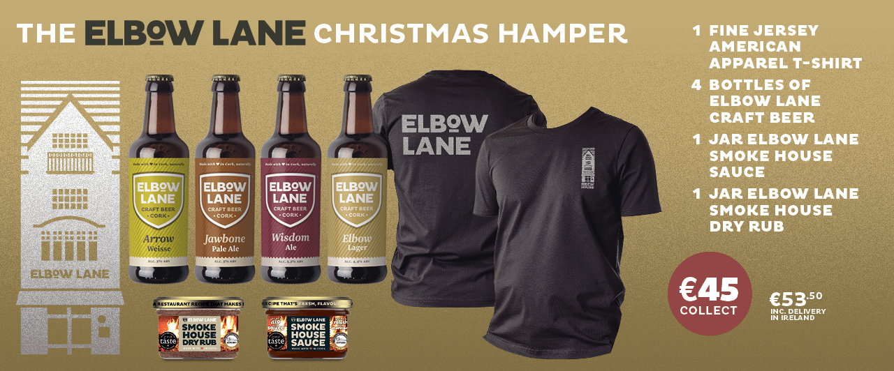 The Elbow Lane Christmas Hamper